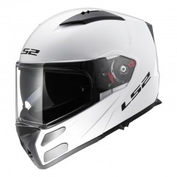 Casco METRO Solid White
