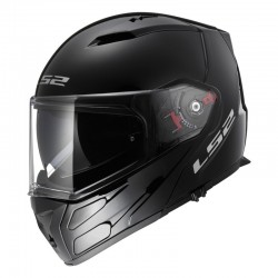 Casco METRO Solid Black