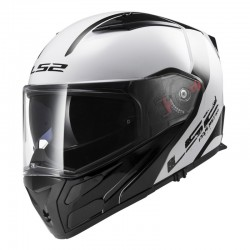 Casco METRO Rapid White Black