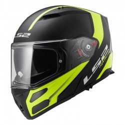 Casco METRO Rapid Matt Black Gloss Yellow