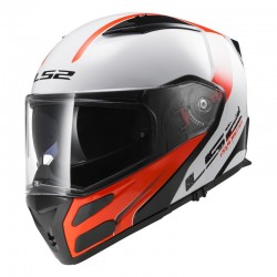 Casco METRO Rapid White Red