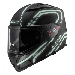 Casco METRO Matt Black Light