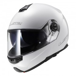 Casco STROBE Solid White
