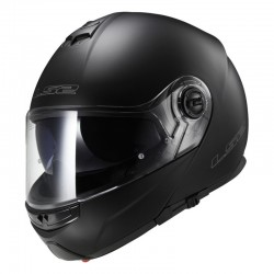Casco STROBE Solid Matt Black