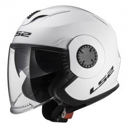 Casco VERSO Solid White