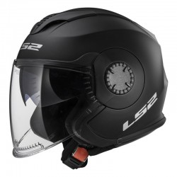 Casco VERSO Solid Matt Black