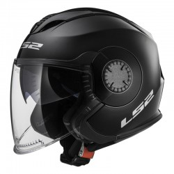 Casco VERSO Solid Black