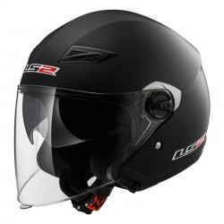 Casco TRACK Solid Matt Black