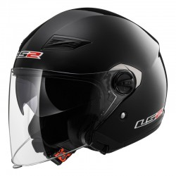 Casco TRACK Solid Black