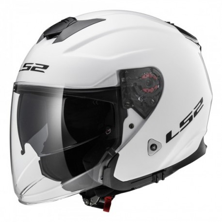 Casco INFINITY Solid White