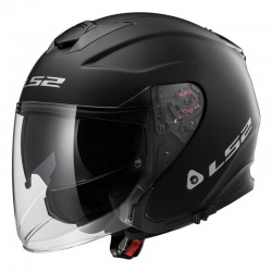 Casco INFINITY Solid Matt Black