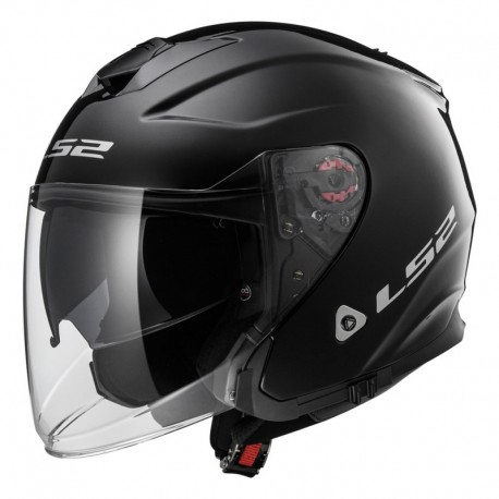 Casco INFINITY Solid Black