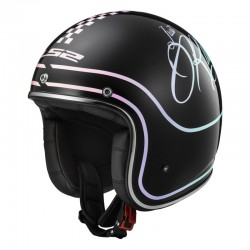 Casco BOBBER Rusty Black