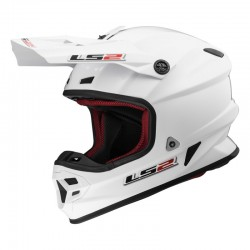 Casco LIGHT EVO Solid White
