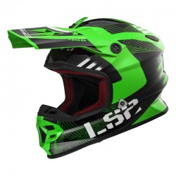 Casco LIGHT EVO Rallie Green Black