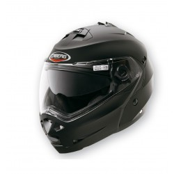 CABERG CASCO  DUKE 2 NEGRO MATE