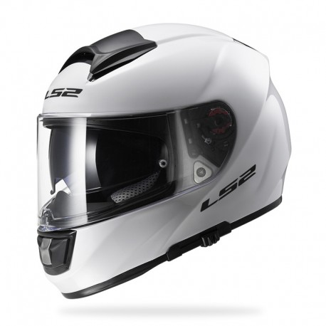 Casco VECTOR Solid White