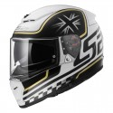 LS2 Casco BREAKER Classic White Black