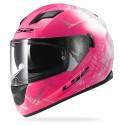 Casco STREAM Wind White Fluo Pink