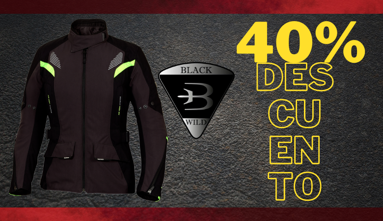 CHAQUETA BLACKWILD